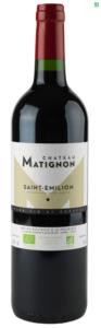 Chateau Matignon Saint Emilion Bio
