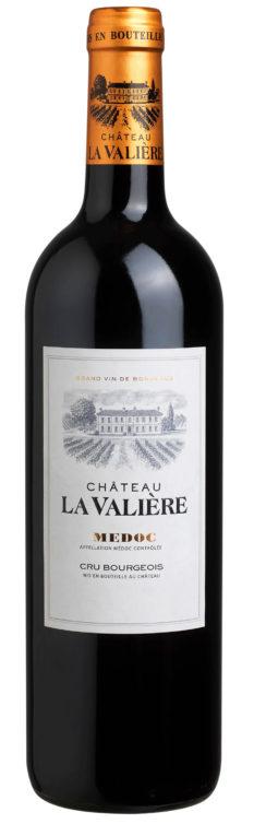 Château La Valière Médoc Cru Bourgeois
