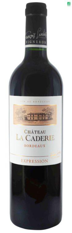 Chateau La Caderie roue
