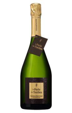 Champagne La Perle des Treilles Yannick Prévoteau