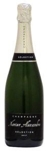 Champagne Xavier Alexandre Cuvée Sélection
