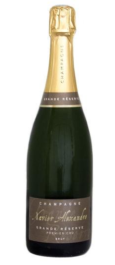 Champagne Xavier Alexandre 1er Cru Grande Réserve