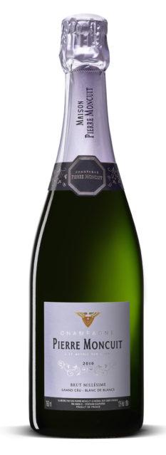 Champagne Pierre Moncuit 2010